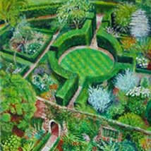 Sarah Longley: Sissinghurst Revisited |  Peppercanister Gallery  3 Herbert Street Dublin 2 | Friday 21 January to Saturday 12 February 2011 | to