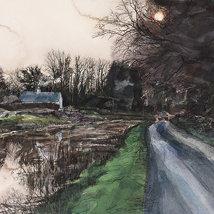 Geraldine O'Reilly: New Works |  Hamilton Gallery  4 Castle Street Sligo | Thursday 6 October to Saturday 29 October 2011 | to