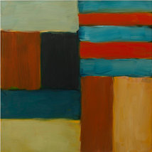 Sean Scully: Cut Ground |  Kerlin Gallery  Anne's Lane South Anne Street, Dublin 2 | Thursday 6 October to Saturday 19 November 2011 | to