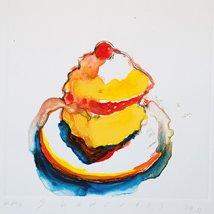 Neil Shawcross: Monotypes |  Peppercanister Gallery  3 Herbert Street Dublin 2 | Friday 21 October to Saturday 5 November 2011 | to