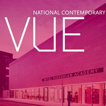 Vue: National Contemporary Art Fair at the RHA & RHA Members Exhibition |  Royal Hibernian Academy  15 Ely Place, Dublin 2 | Friday 4 November to Sunday 6 November 2011 | to