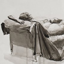 Allyson Keehan: Life Drawings |  Draíocht  The Blanchardstown Centre Dublin 15 | Thursday 14 June to Saturday 1 September 2012 | to