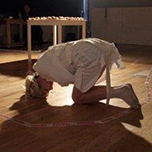 Áine Phillips: Spectral – a performance |  The Cube Áras na Mac Léinn NUI Galway | Thursday 7 February 2013 | to