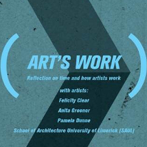 Art's Work | Limerick City Gallery  Pery Square, Limerick | Saturday 25 May to Friday 26 July 2013 | to