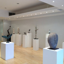 Sculpture at Lyons |  Solomon Fine Art  Balfe Street Dublin 2 | Friday 31 May to Saturday 15 June 2013 | to