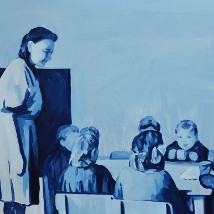 Bartosz Kolata: Self Portrait | CIT Wandesford Quay Gallery  Cork | Friday 12 July to Saturday 27 July 2013 | to