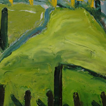 Works on Paper | Hillsboro Fine Art  49 Parnell Square West Dublin 1 | Friday 12 July to Saturday 10 August 2013 | to