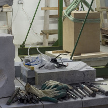 Sean Lynch: A blow-by-blow account of stone carving in Oxford | Dublin City Gallery The Hugh Lane  Parnell Square North Dublin 1 | Wednesday 10 July to Sunday 29 September 2013 | to