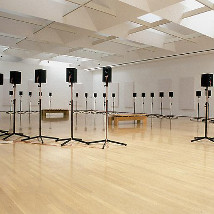 Janet Cardiff: The Forty Part Motet |  VISUAL Centre for Contemporary Art  Old Dublin Road, Carlow | Saturday 5 October 2013 to Sunday 5 January 2014 | to