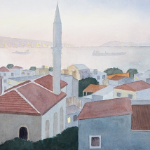 Stephen McKenna: Drawings & Watercolours 1974 – 2013 |  Butler Gallery  Evans' Home John's Quay Kilkenny | Saturday 8 March to Sunday 20 April 2014 | to
