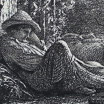 Visible Poetry – Samuel Palmer |  Crawford Art Gallery  Emmet Place Cork | Tuesday 1 April to Saturday 14 June 2014 | to