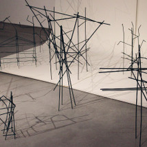 Felicity Clear: Drawings Plans Projections |  Butler Gallery  Kilkenny Castle Kilkenny | Saturday 14 June to Sunday 27 July 2014 | to