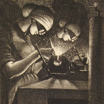 Efforts and Ideals: Prints of the First World War |  Dublin City Gallery The Hugh Lane  Parnell Square North Dublin 1  | Wednesday 24 September 2014 to Sunday 24 May 2015 | to