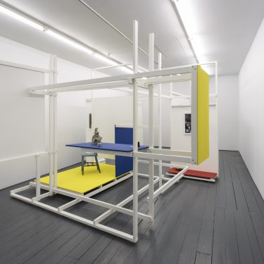 Elaine Byrne: RAUMPLAN |  Limerick City Gallery  Pery Square, Limerick | Friday 26 September to Thursday 20 November 2014 | to