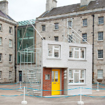 The Urban Party |  National Museum – Decorative Arts  Collins Barracks Benburb Street, Dublin 7 | Wednesday 22 October 2014 | to