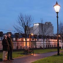 Maddie Leach: Evening Echo |  Shalom Park Gas Works Rd & Albert Rd Cork | Sunday 13 December 2015 | to