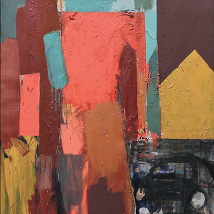 Michael Kane: Recent Paintings |  Butler Gallery  Kilkenny Castle Kilkenny | Saturday 7 March to Sunday 19 April 2015 | to