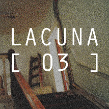 LACUNA [ 03 ] |  Taylor Galleries  16 Kildare Street Dublin 2 | Friday 17 April to Saturday 9 May 2015 | to