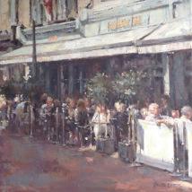 John Hearne and Laura Cronin: Dublin –Dawn to Dusk |  Gormley's Fine Art, Dublin  27 South Frederick Street, Dublin 2 | Thursday 25 June to Saturday 18 July 2015 | to