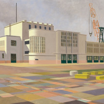 Stephen McKenna: Perspectives of Europe |  Dublin City Gallery The Hugh Lane  Parnell Square North Dublin 1  | Thursday 23 July to Sunday 4 October 2015 | to