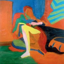Seán Scully: Figure / Abstract |  Crawford Art Gallery  Emmet Place Cork | Saturday 27 June to Saturday 12 September 2015 | to