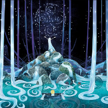 Song of the Sea |  Butler Gallery  Evans' Home John's Quay Kilkenny | Saturday 4 July to Sunday 11 October 2015 | to