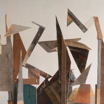 Tadhg McSweeney: Pictures from the Surface |  Kevin Kavanagh  Chancery Lane Dublin 8 | Thursday 9 July to Saturday 8 August 2015 | to
