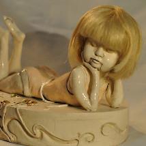 A Fine Figure –Contemporary Ceramic Sculpture |  Solomon Fine Art  Balfe Street Dublin 2 | Friday 4 September to Saturday 26 September 2015 | to