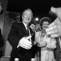 Eamonn Farrell: Charles Haughey: power, politics & public image |  Gallery of Photography  Meeting House Square Temple Bar, Dublin 2 | Friday 30 October to Sunday 22 November 2015 | to