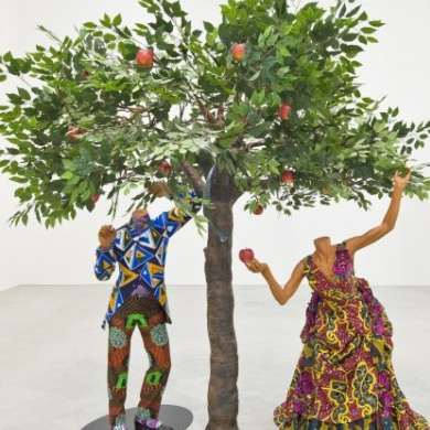 Yinka Shonibare MBE RA: Recreating the Pastoral | VISUAL Centre for Contemporary Art  Old Dublin Road, Carlow | Saturday 6 February to Sunday 19 June 2016 | to