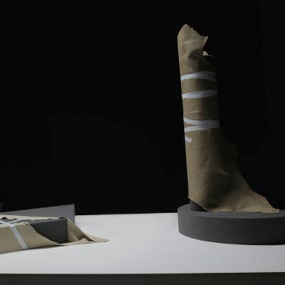 Barbara Knezevic | Tadhg McSweeney: Object Wars | ArtBox  Unit 3, James Joyce Street Dublin 1 | Friday 5 February to Saturday 5 March 2016 | to