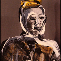 John Kingerlee: Beyond the Beyond |  Luan Gallery  Custume Place Athlone, Co. Westmeath | Saturday 16 January to Saturday 27 February 2016 | to
