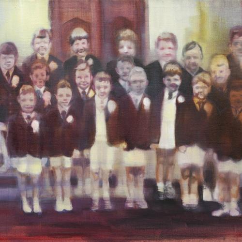 Helen O'Sullivan-Tyrrell: Tribe | Solomon Fine Art  Balfe Street Dublin 2 | Friday 12 February to Saturday 5 March 2016 | to