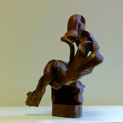 Tim Scott: Sculpture & Drawings |  Hillsboro Fine Art  49 Parnell Square West Dublin 1 | Friday 9 September to Saturday 8 October 2016 | to