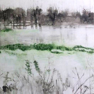 Bernadette Kiely: A SECOND WORLD – any given day | Solstice Arts Centre  Navan County Meath | Thursday 3 November 2016 to Saturday 7 January 2017 | to