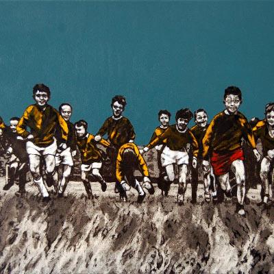 Lorcan Vallely: New Works | Gormley's Fine Art, Dublin  27 South Frederick Street, Dublin 2 | Saturday 12 November to Saturday 26 November 2016 | to