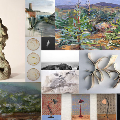 The Affordable Art Exhibition |  CIT Wandesford Quay Gallery  Cork | Thursday 8 December to Saturday 17 December 2016 | to