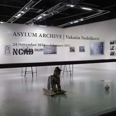 Vukašin Nedeljković: Asylum Archive | NCAD Gallery  100 Thomas Street Dublin 8 | Friday 25 November 2016 to Wednesday 25 January 2017 | to