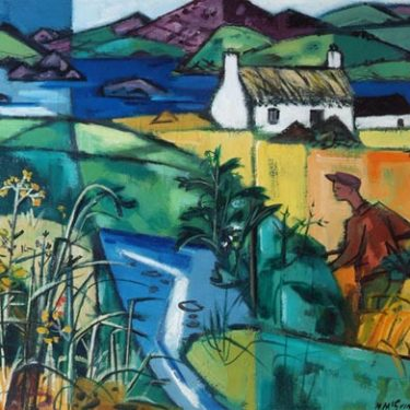 The Way Home – Mid Twentieth Century Irish Works |  Crawford Art Gallery  Emmet Place Cork | Sunday 1 January to Saturday 14 October 2017 | to
