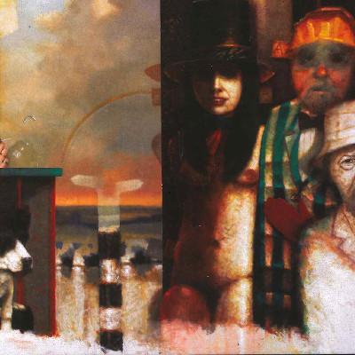 Curator's Choice: John Shinnors   Hunt Museum  The Custom House Rutland Street, Limerick   Sunday 1 January to Tuesday 31 January 2017   to