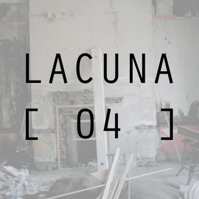 LACUNA [ 04 ] |  Taylor Galleries  16 Kildare Street, Dublin 2 | Friday 3 February to Saturday 25 February 2017 | to