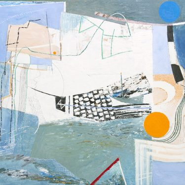 Philip Booth, Matthew Lanyon and Tony Lattimer: West Meets West |  Uillinn: West Cork Arts Centre  Skibbereen, Co Cork | Saturday 3 June to Saturday 8 July 2017 | to