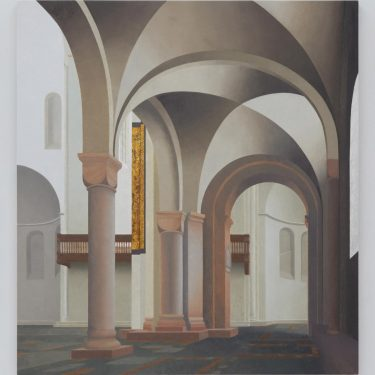 Paul Winstanley: Faith After Saenredam and Other Paintings |  Kerlin Gallery  Anne's Lane South Anne Street, Dublin 2 | Saturday 20 May to Saturday 1 July 2017 | to
