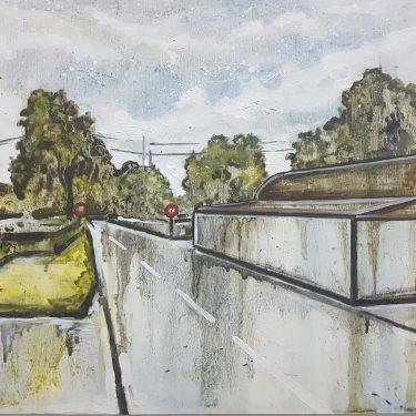 The Meeting | Olivier Cornet Gallery  3 Great Denmark Street (beside Belvedere College) Dublin 1 | Sunday 6 August to Sunday 3 September 2017 | to