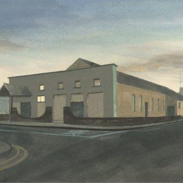 Eithne Jordan: When Walking    Butler Gallery  Evans' Home John's Quay Kilkenny   Sunday 25 June to Sunday 30 July 2017   to