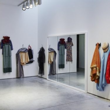Costumes and Movement |  VISUAL Centre for Contemporary Art  Old Dublin Road, Carlow | Tuesday 6 June to Sunday 10 September 2017 | to