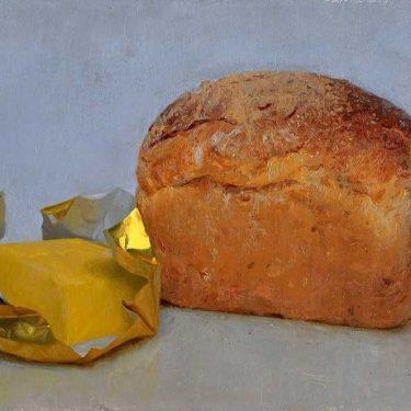 Conor Walton: Bread and Butter Paintings | Gormley's Fine Art, Dublin  27 South Frederick Street, Dublin 2 | Thursday 7 September to Tuesday 26 September 2017 | to