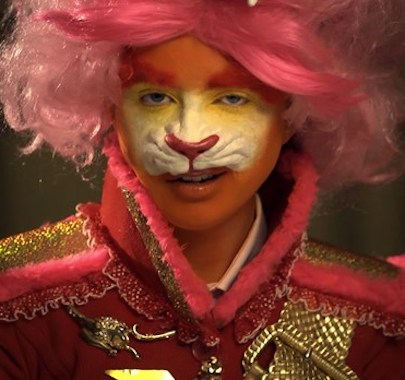 Rachel MacLean & Bedwyr Williams: Video Encounters: inside the story | Golden Thread Gallery  84-94 Great Patrick Street Belfast BT1 2LU | Thursday 5 October to Saturday 18 November 2017 | to
