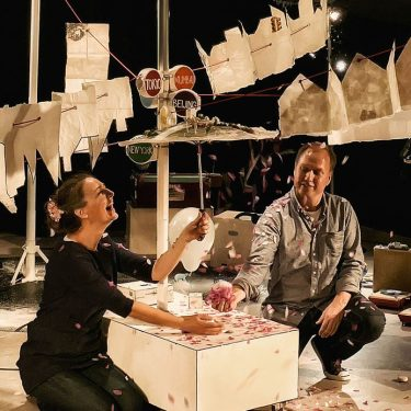 World Images (Verdensbilleder) | Nun's Island Theatre Nun's Island, Galway | Monday 16 October to Thursday 19 October 2017 | to