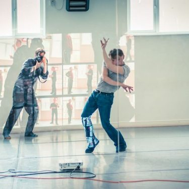 David Bolger, CoisCéim Dance Theatre: Body Language |  Royal Hibernian Academy  15 Ely Place, Dublin 2 | Friday 17 November to Sunday 10 December 2017 | to